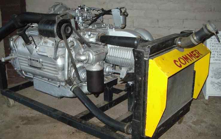 Hillman Car Club of South Australia – Commer TS3 Truck at ...