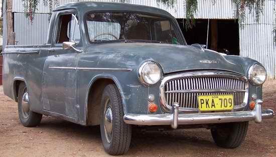 Hillman Car Club of South Australia - Hillman & Commer ...