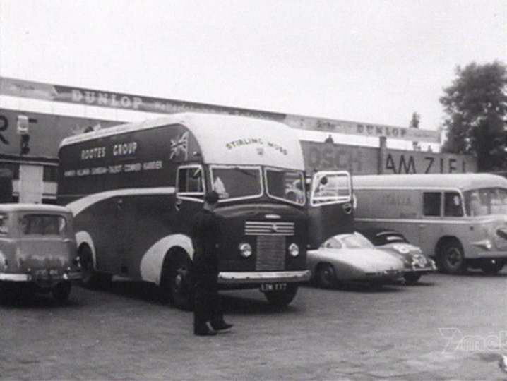 Stirling Moss And The Rootes Group